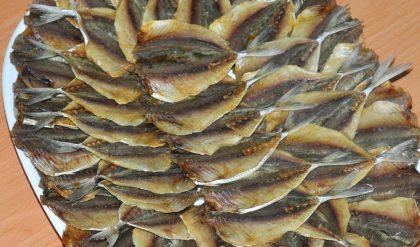 Cá chỉ vàng nướng nồi chiên không dầu