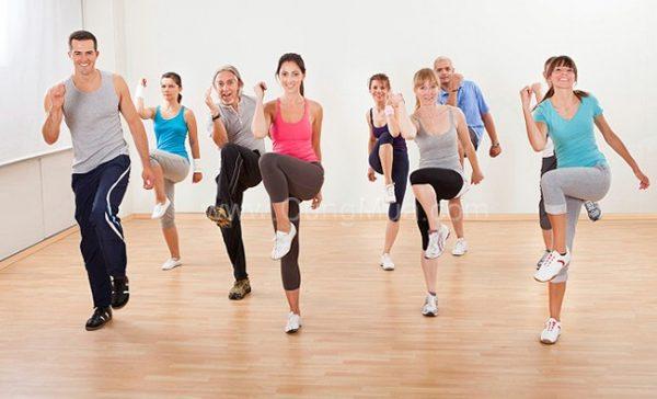 Thời gian biểu tập thể dục giảm cân tùy thuộc vào từng cá nhân