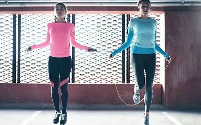 Giảm cân an toàn khi sử dụng cách rèn luyện cơ thể bằng phương pháp nhảy dây