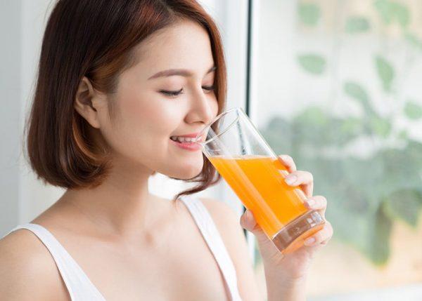 Nước uống giảm cân nhanh thúc đẩy quá trình trao đổi chất trong cơ thể