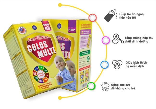Loại sữa dành cho trẻ sơ sinh nhập khẩu từ Mỹ