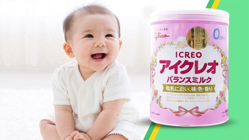 Sữa tốt nhất cho trẻ sơ sinh có kết cấu gần giống sữa mẹ