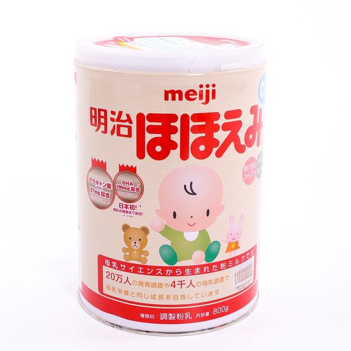 Thương hiệu sữa dành cho trẻ sơ sinh quen thuộc với người dùng Việt Nam