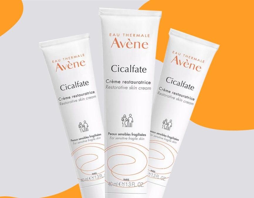 Avene Cicalfate Repair Cream Pháp chuyên trị thâm mụn