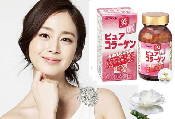 Viên uống collagen của Nhật đảm bảo an toàn chất lượng